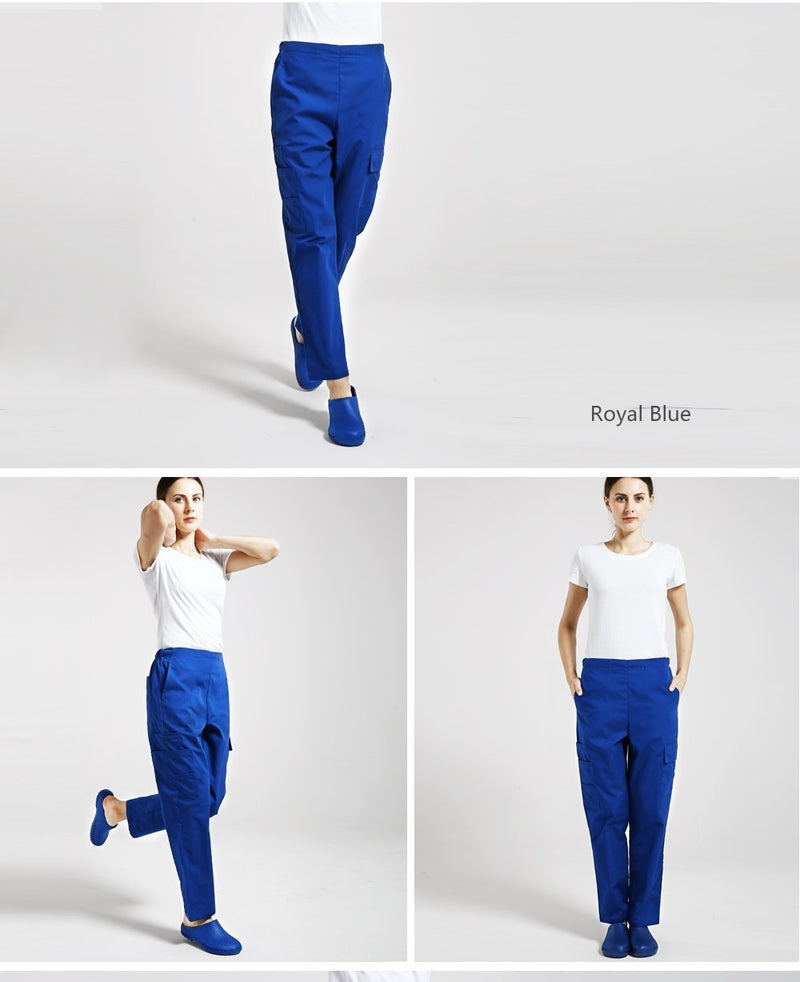 Medical Scrub Pants - MiKlah