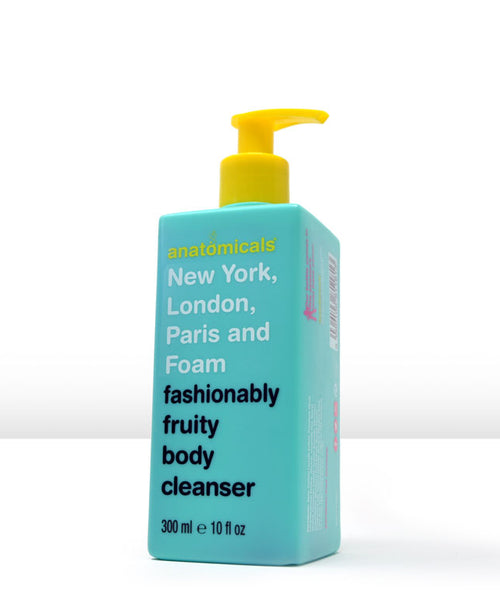Anatomicals Fashionably Fruity Body Cleanser 300ml