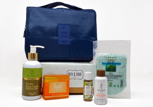 Bath & Body Box for Men