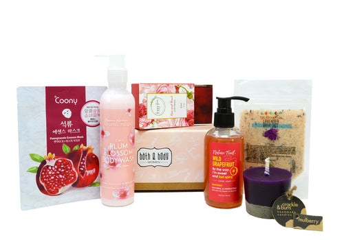 Bath & Body Box for Women
