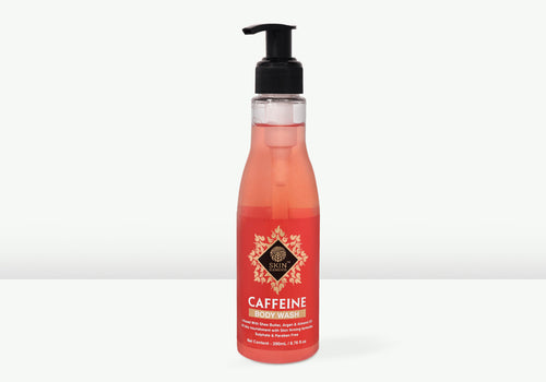 Skin Elements Caffeine Body Wash 200ml