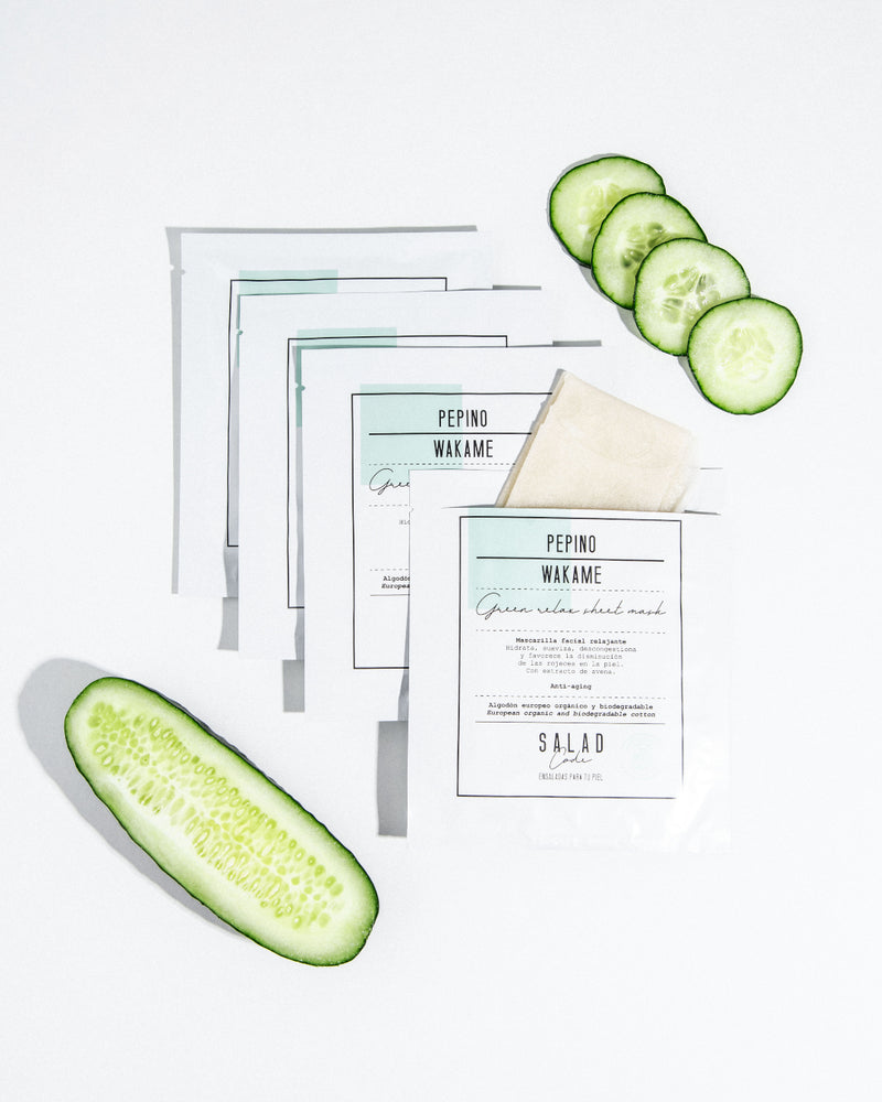 Green relax intensive pack