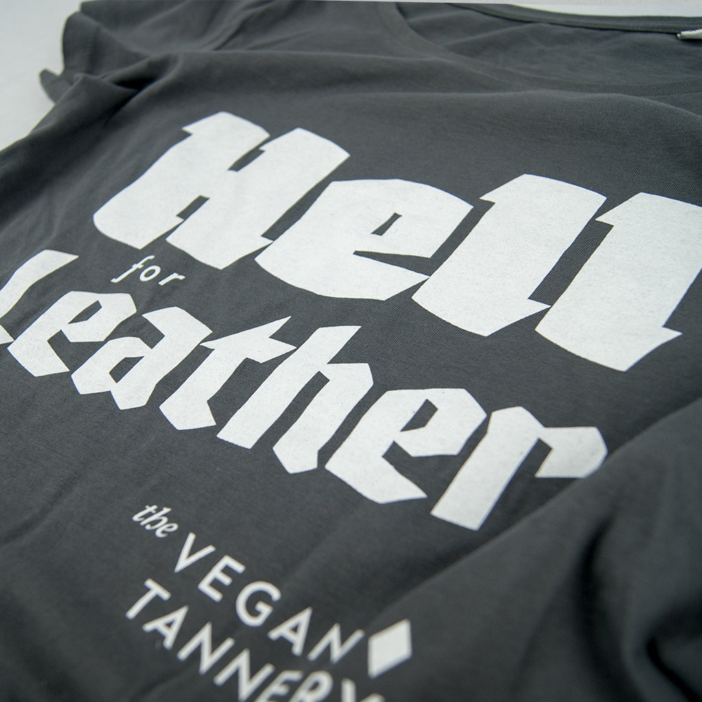 Women's Slim Fit 'Hell' Vegan T-shirt
