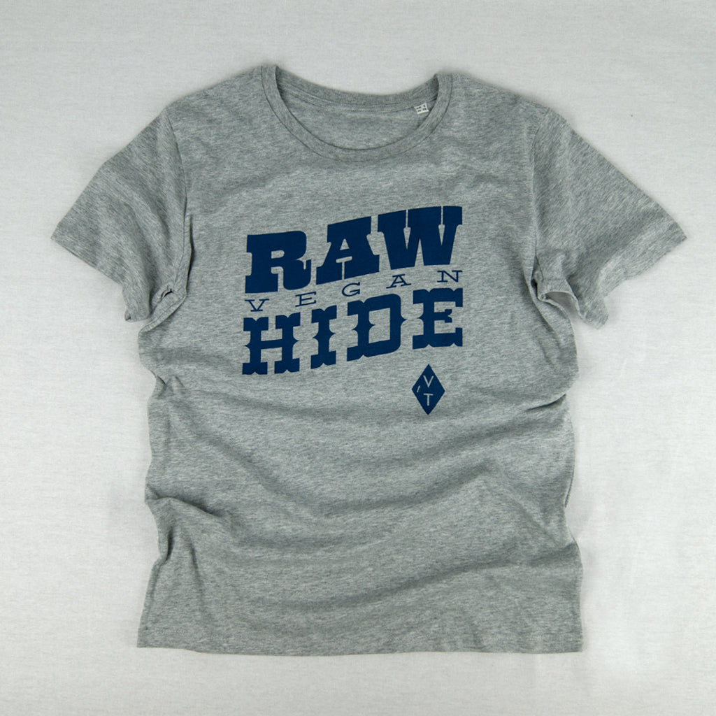 Gents / Unisex 'Raw' Vegan T-shirt