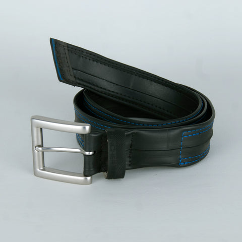 Recycled Bicycle Inner Tube Belt