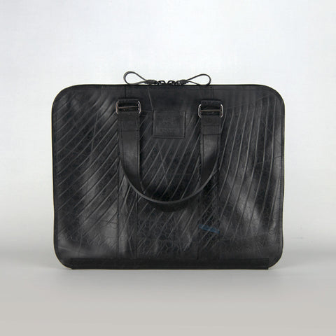 Recycled Inner Tube Padded Laptop Bag