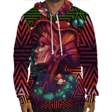Unisex Hoodies - Psilocybin Mushrooms