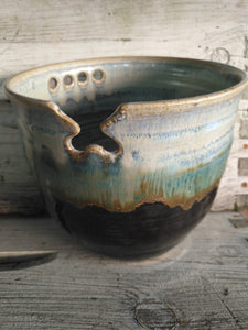 Knitting bowl