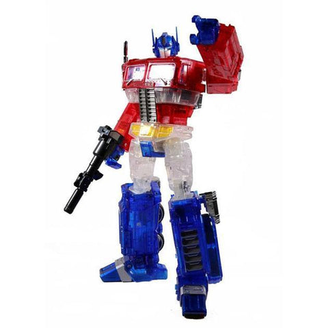 [In Stock]Weijiang MPP10 with Trailer (clear ver.)