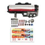 [Ready to Ship] Fans Hobby MB-09B Trailer unit for MB-04 Gunfighter ll