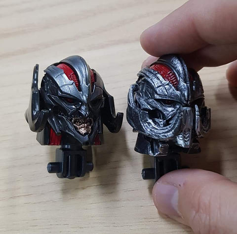 [Pre Order] Weijiang Replacement head sculpt for Rendsora