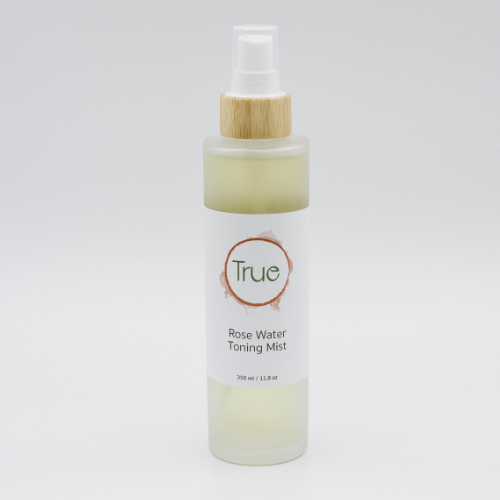 Rose Water Toning Mist