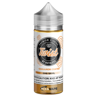TWIST BY RUTHLESS - 3 FANTASTIC FLAVOURS 100ML 0MG USA Eliquid