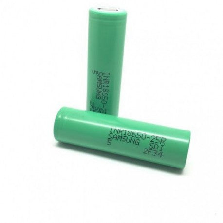 Genuine Samsung INR18650-25R 2500mAh Battery