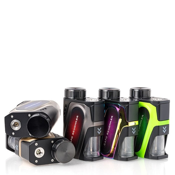 Authentic IJOY CAPO SQUONK 100W BOX MOD