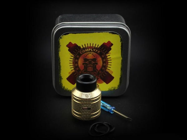 Complyfe Battle V2 Styled RDA  - 24mm Diameter