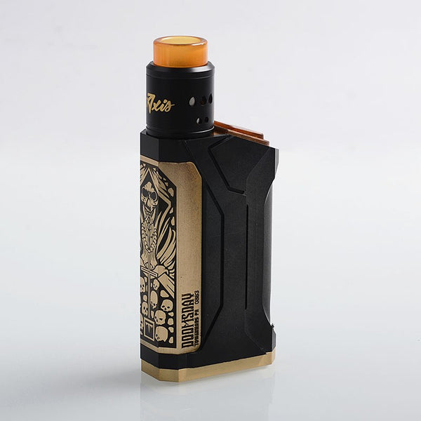 Doomsday Styled  Mod + Axis GE Styled RDA Kit - 2 x 18650