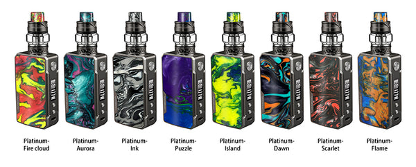 VOOPOO DRAG 2 PLATINUM 177W & UFORCE T2 STARTER KIT