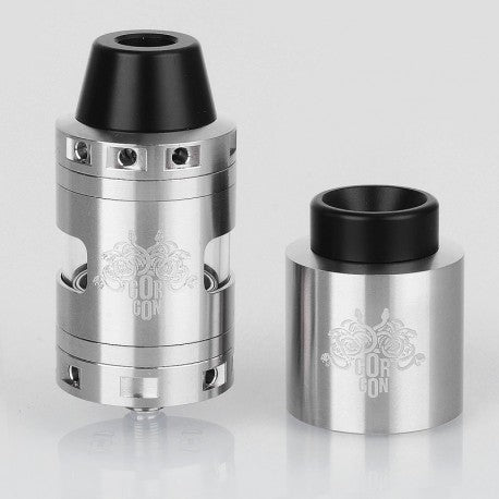 Gorgon Styled RDCA Rebuildable Dripping Customizable Atomizer