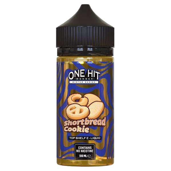 One Hit Wonder - Shortbread Cookie USA Eliquid 100ml