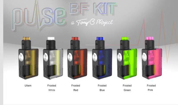 Authentic Vandy Vape Pulse Squonk BF Kit (PRE ORDER)