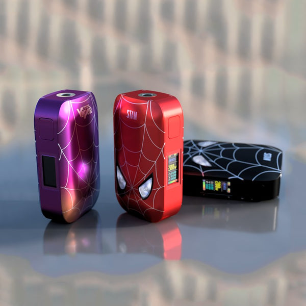 Authentic SXK STAN 200W  Mod - 2 x 18650 (PRE ORDER)