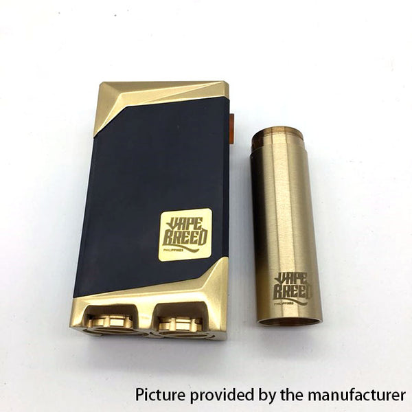 VapeBreed V2.5 Styled 18650 Mechanical Mod