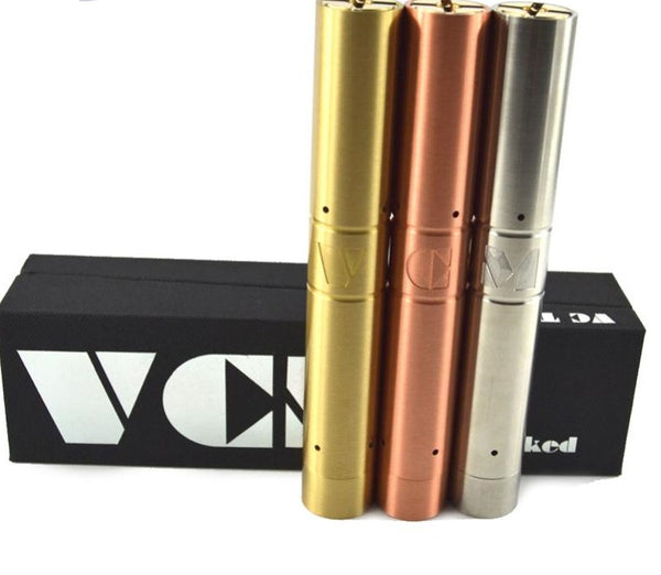 Kindbright VCM Stacked Styled Mechanical Mod 2 x 18650 (Add A Matching Rda Option)