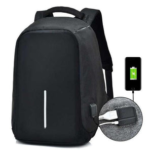Charging + Anti Theft Backpack