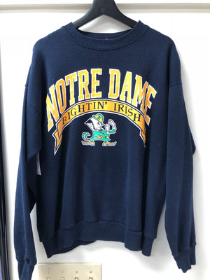 Note dame sweatshirt