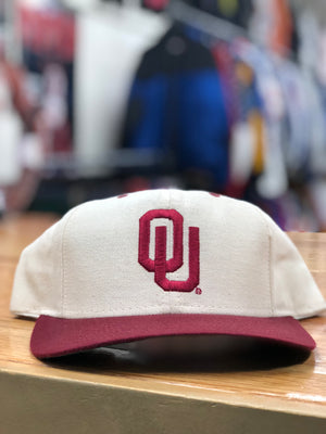 Oklahoma University SnapBack hat