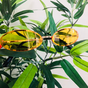 Yellow Matrix shades
