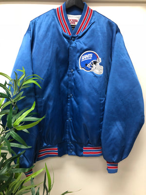 Vintage Chalkline NY Giants satin Jacket