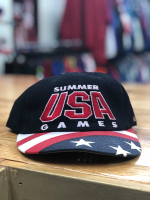 Summer games SnapBack hat