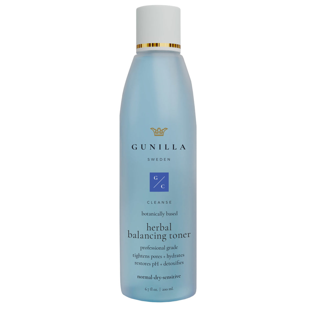 GUNILLA® HERBAL TONER (Norm/Dry/Sen)