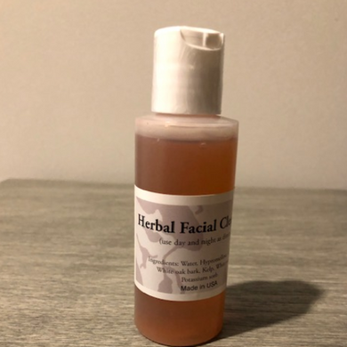 HERBAL FACE CLEANSER 2oz