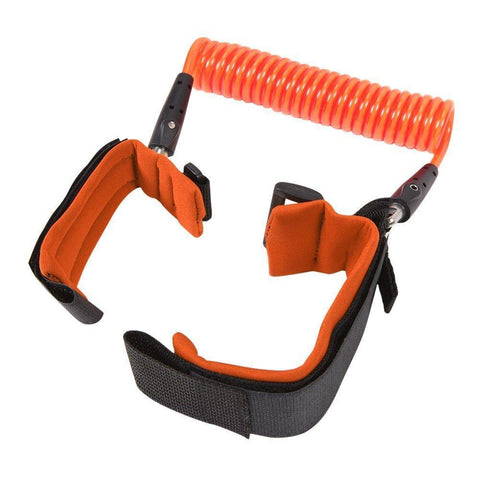 Bracelet anti-perte Sécurité Enfant Orange / 150 cm - Parents Sereins