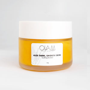 Open image in slideshow, ALOE THERE, SMOOTH SKIN! Soothing Emulsion - Low In Stock