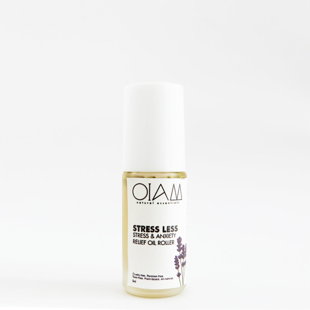 Oil Roller - STRESS LESS Stress & Anxiety Relief