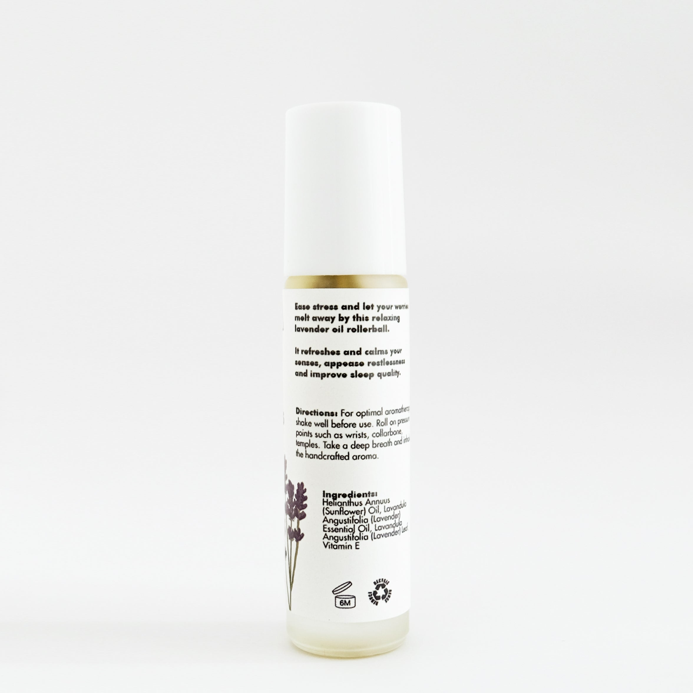 Oil Roller - STRESS LESS Stress & Anxiety Relief - BACK IN STOCK