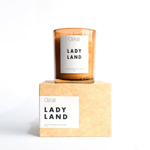 Soy Candle - Lady Land
