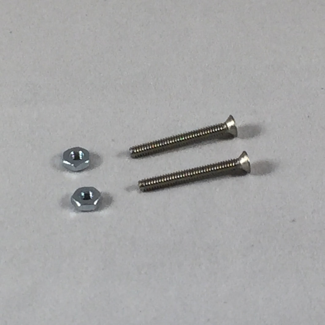 KINETIC Mini Power Switch Screws and Nuts