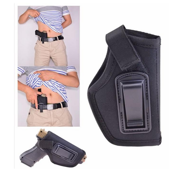 Holster Inside IWB Concealed carry pour Pistolet semi auto compact ou sub-compact