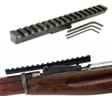 Rail MOSIN NAGANT Long 168mm Picatinny