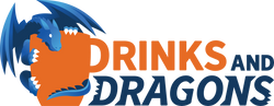 Drinks and Dragons Banner Image