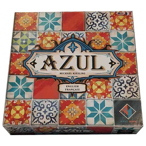 Cannes board game of the year Azul