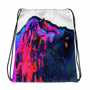 Melty Drawstring bag