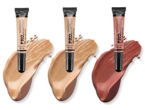 Pro Contour HD Concealer Set Of 3