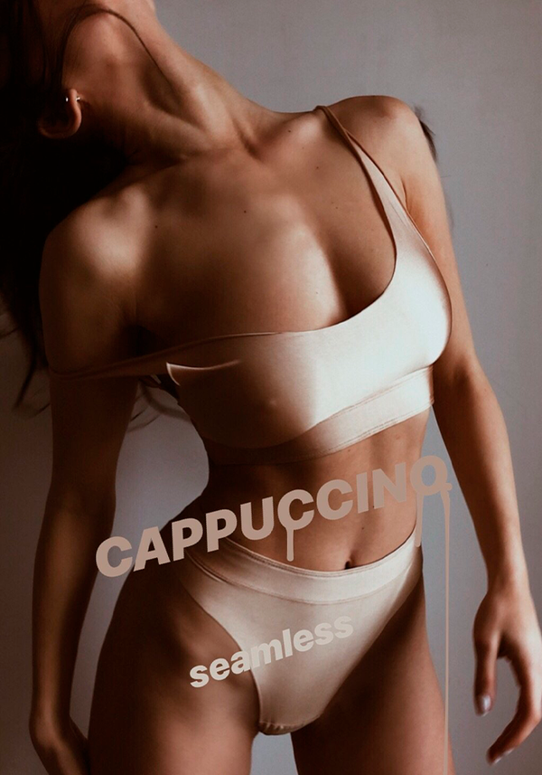 CAPPUCCINO GOLD (seamless set)