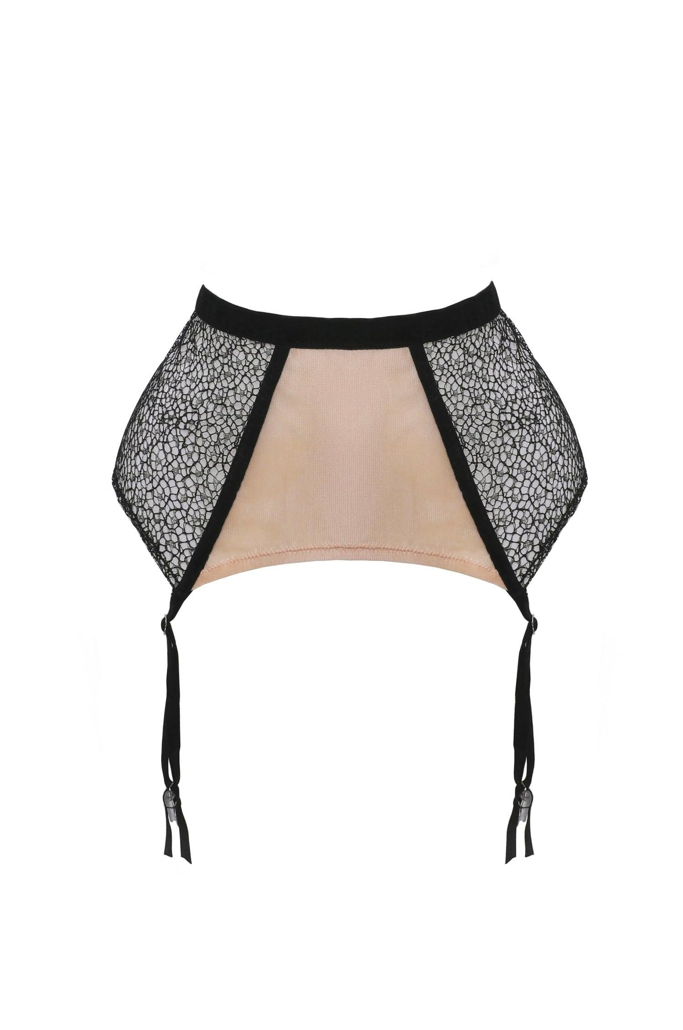 Madame de Montespan's suspender belt